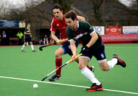 M1s Chris Grassick powers forward against Oxted