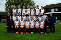Surbiton Ladies First Team and Staff 2015-16