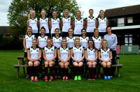 Surbiton Ladies First Team 2015-16
