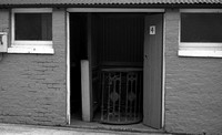 Millwall - The Den Turnstile
