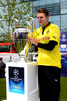 Champions League Festival at Stratford