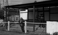 Leyton FC - Stand with Terracing