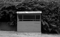 Chelsea - Programme Kiosk at Stamford Bridge
