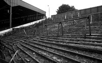 Chelsea - Stamford Bridge Dilapidated North End Terracing