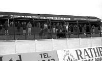 Wigan Athletic - The away end at Springfield Park
