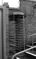 "Arsenal - Highbury ""Way Out"" Turnstile"