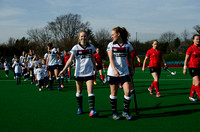 L1s v Canterbury Charlotte Calnan and Harriet Tibble