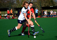 L1s v Canterbury Harriet Tibble