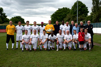 Lingy's Legends v Supporters