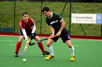 M1s Dave Bartram in action versus Oxted