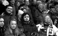Preston North End - Young fans at Deepdale
